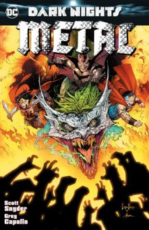 Dark Nights: Metal: Deluxe Edition - Greg Capullo, Scott Snyder