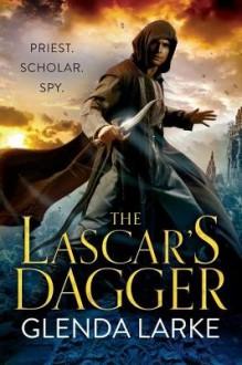 The Lascar's Dagger[LASCARS DAGGER][Paperback] - GlendaLarke