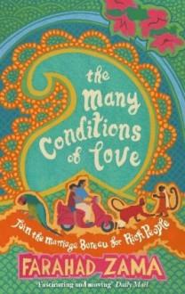 Many Conditions of Love - Farahad Zama