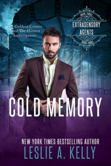 Cold Memory (Extrasensory Agents) - Leslie A. A. Kelly