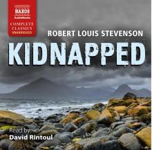 Kidnapped - Robert Louis Stevenson,David Rintoul
