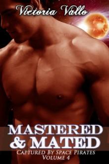 Mastered & Mated - Victoria Vallo