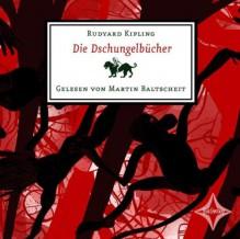 Die Dschungelbücher: Sprecher: Baltscheit Martin, 8 CDs, Cap Box - Rudyard Kipling,Martin Baltscheit,Martin Baltscheit,Gisbert Haefs