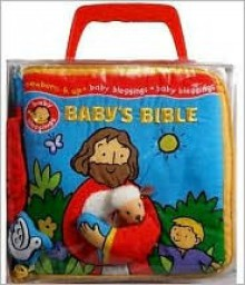 Baby Blessings Baby's Bible - Mandy Stanley