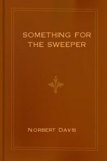 Something for the Sweeper - Norbert Davis