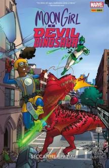 Moon Girl & Devil Dinosaur Vol. 2: Seccature Spaziali (Italian Edition) - Brandon Montclare,Amy Reeder,Marco Failla,Natacha Bustos,Tamra Bonvillain,Elena Cecchini