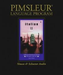 Italian II - 1st Ed. REV - Pimsleur Language Programs