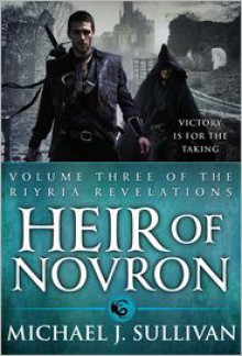 Heir of Novron -