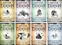 Götter-Serie von Steven Erikson - Steven Erikson