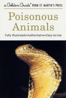 Poisonous Animals - Edmund D. Brodie, John D. Dawson