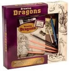 Drawing Dragons - Michael Dobrzycki
