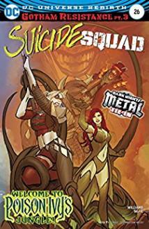 Suicide Squad (2016-) #26 - Rob Williams,Stjepan Sejic
