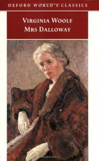 Mrs. Dalloway - Virginia Woolf, David Bradshaw