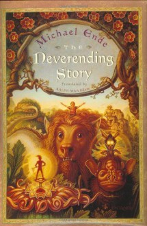 The Neverending Story [Hardcover] [1997] (Author) Michael Ende, Ralph Manheim - Michael Ende