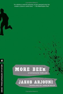 More Beer - Jakob Arjouni, Anselm Hollo