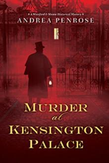 Murder At Kensington Palace - Andrea Penrose
