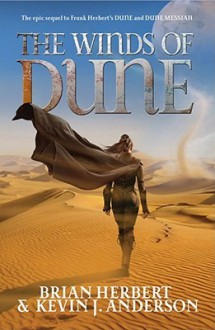 The Winds Of Dune - Brian Herbert, Kevin J. Anderson