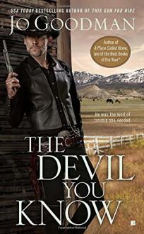 The Devil You Know - Jo Goodman