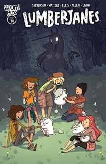 Lumberjanes #14 - Shannon Waters, Noelle Stevenson,Brooke Allen