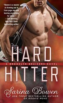 Hard Hitter (A Brooklyn Bruisers Novel) - Sarina Bowen
