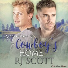 A Cowboy's Home - R.J. Scott, Sean Crisden