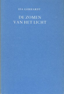 De zomen van het licht - Ida Gerhardt