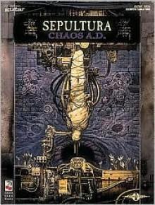 Sepultura - Chaos A.D. - Sepultura