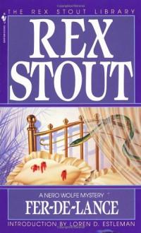 Fer-de-Lance - Rex Stout,Loren D. Estleman