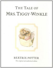 The Little Tale of Mrs. Tiggy-Winkle Coloring Book - Beatrix Potter