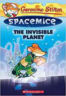 The Invisible Planet - Geronimo Stilton
