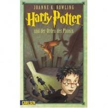 Harry Potter und der Orden des Phoenix - J.K. Rowling