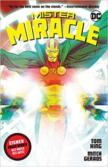 Mister Miracle: The Complete Series - Stephen King, Mitch Gerads