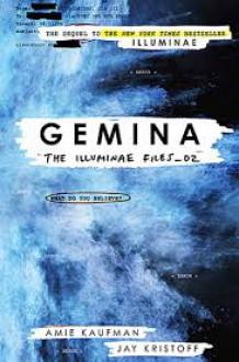 Gemina - Amie Kaufman,Jay Kristoff,Marie Lu