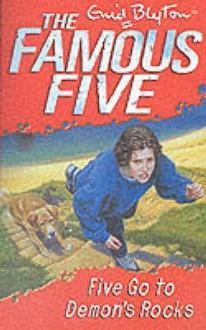 Five Go to Demon's Rocks - Enid Blyton
