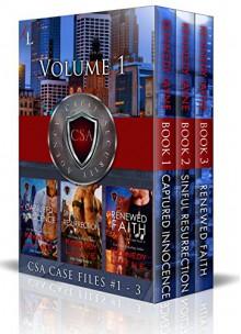 CSA Case Files (Volume 1) - Kennedy Layne
