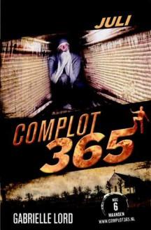 Juli (Complot 365, #7) - Gabrielle Lord