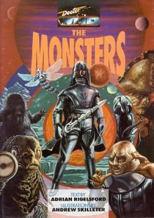The Monsters - Adrian Rigelsford, Andrew Skilleter