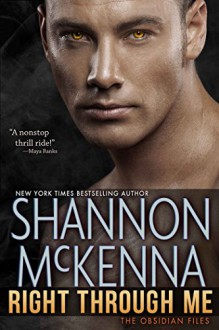 Right Through Me (The Obsidian Files Book 1) - Shannon McKenna
