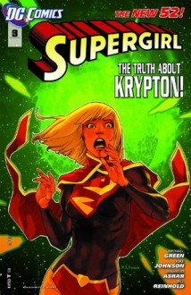 Supergirl (2011- ) #3 - Michael, F Johnson, Mahmud Asar