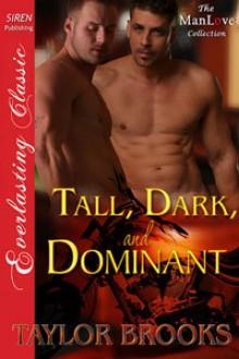 Tall, Dark and Dominant - Taylor Brooks