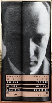 The Man Without Qualities (2 volume set) - Robert Musil