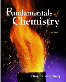 Fundamentals of Chemistry with Online Line Learning Center Password Card - David E. Goldberg