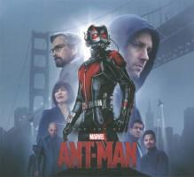Marvel's Ant-Man: The Art of the Movie Slipcase - Marvel Comics