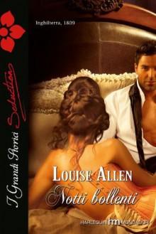 Notti bollenti (Italian Edition) - Louise Allen
