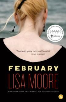 February - Lisa Moore