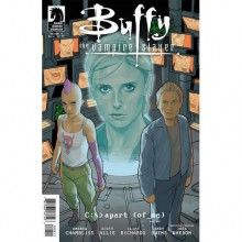 Buffy the Vampire Slayer: Apart (of me), Part 1 (Season 9, #8) - Andrew Chambliss, Scott Allie, Joss Whedon, Cliff Richards