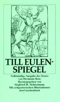 Eulenspiegel. Eine Auswahl Aus Tiefenpsychologischer Sicht Ins Neuhochdeutsche Ubertragen Von Roland F. Lukner - Hermann Bote