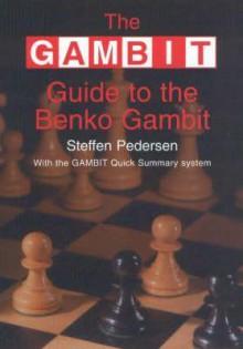 The Gambit Guide to the Benko Gambit - Steffen Pedersen