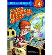 Step into Reading 20000 Baseball Ca... (Step Into Reading - Level 4 - Quality) (Paperback) - Common - By (author) John Buller