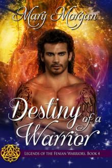 Destiny of a Warrior (Legends of the Fenian Warriors #4) - Mary Morgan